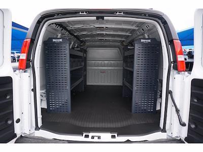 2021 Chevrolet Express 2500 4x2, Knapheide KVE Upfitted Cargo Van #111497 - photo 2