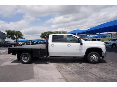 2021 Chevrolet Silverado 3500 Crew Cab AWD, Knapheide PGNB Gooseneck Platform Body #111695 - photo 5