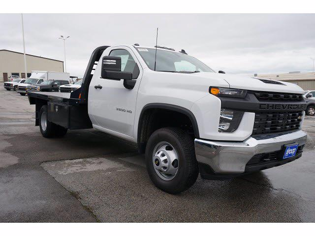 2021 Chevrolet Silverado 3500 Regular Cab AWD, CM Truck Beds Dealers Truck Platform Body #111762 - photo 5
