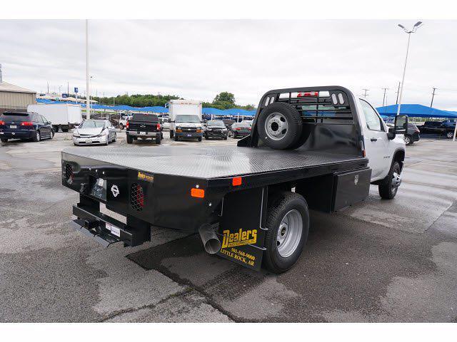 2021 Chevrolet Silverado 3500 Regular Cab AWD, CM Truck Beds Dealers Truck Platform Body #111762 - photo 3
