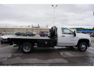 2021 Chevrolet Silverado 3500 Regular Cab AWD, CM Truck Beds Dealers Truck Platform Body #111762 - photo 6