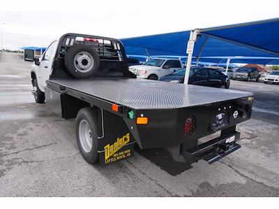 2021 Chevrolet Silverado 3500 Regular Cab AWD, CM Truck Beds Dealers Truck Platform Body #111762 - photo 2