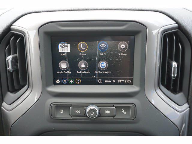 2021 Chevrolet Silverado 3500 Regular Cab AWD, Knapheide PGNB Gooseneck Platform Body #111780 - photo 14