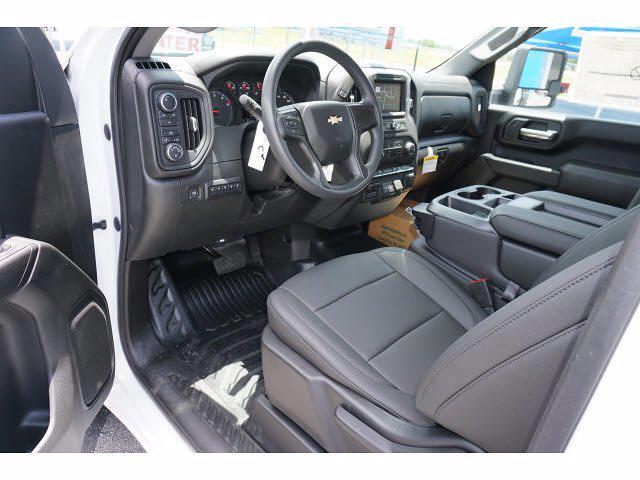 2021 Chevrolet Silverado 3500 Regular Cab AWD, CM Truck Beds Platform Body #111792 - photo 10