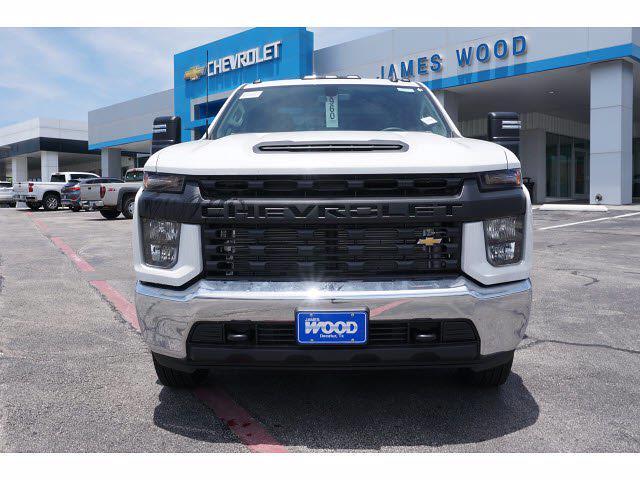 2021 Chevrolet Silverado 3500 Regular Cab AWD, CM Truck Beds Platform Body #111792 - photo 3