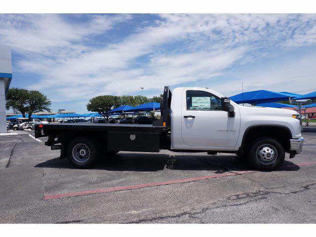 2021 Chevrolet Silverado 3500 Regular Cab AWD, CM Truck Beds Platform Body #111792 - photo 5