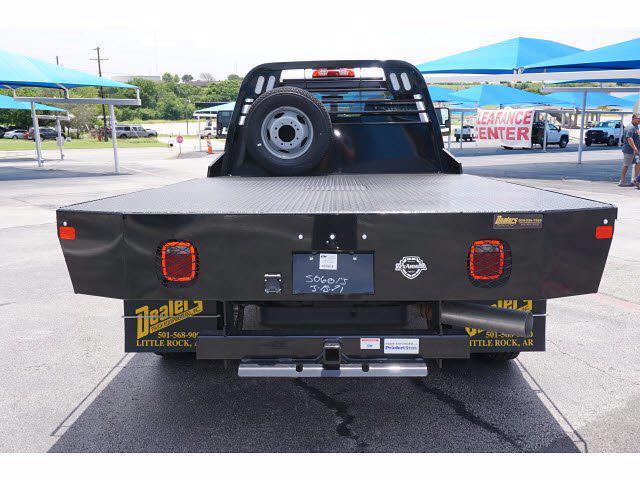 2021 Chevrolet Silverado 3500 Regular Cab AWD, CM Truck Beds Platform Body #111792 - photo 7