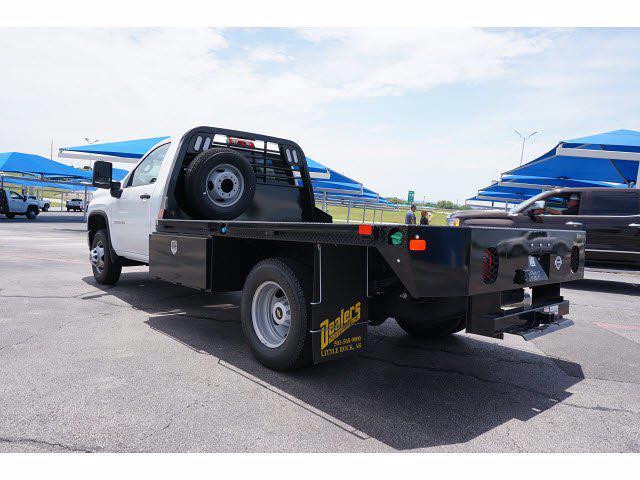 2021 Chevrolet Silverado 3500 Regular Cab AWD, CM Truck Beds Platform Body #111792 - photo 2