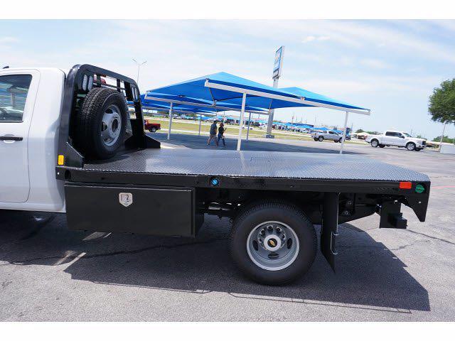 2021 Chevrolet Silverado 3500 Regular Cab AWD, CM Truck Beds Platform Body #111792 - photo 9