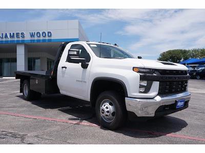 2021 Chevrolet Silverado 3500 Regular Cab AWD, CM Truck Beds Platform Body #111792 - photo 4