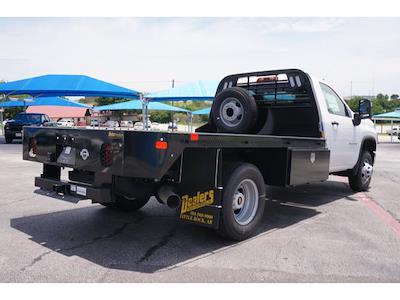 2021 Chevrolet Silverado 3500 Regular Cab AWD, CM Truck Beds Platform Body #111792 - photo 6