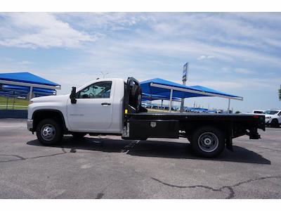 2021 Chevrolet Silverado 3500 Regular Cab AWD, CM Truck Beds Platform Body #111792 - photo 8