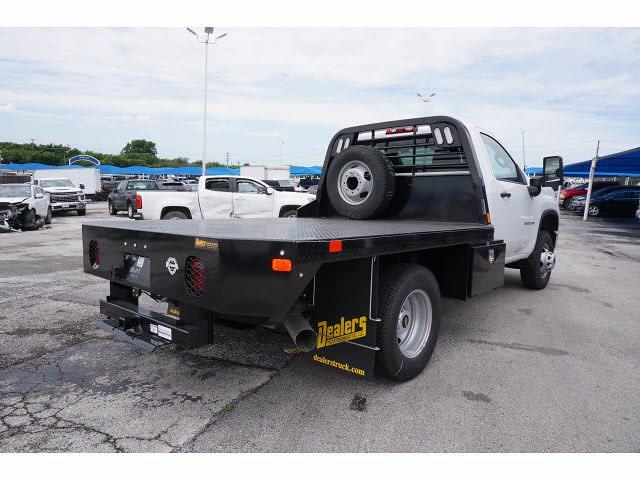 2021 Chevrolet Silverado 3500 Regular Cab AWD, CM Truck Beds Dealers Truck Platform Body #111800 - photo 6