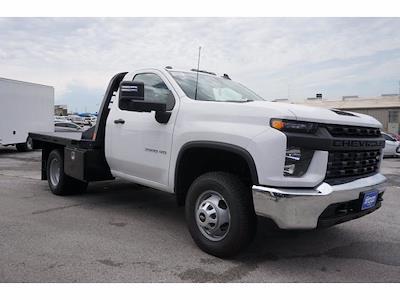 2021 Chevrolet Silverado 3500 Regular Cab AWD, CM Truck Beds Dealers Truck Platform Body #111800 - photo 4