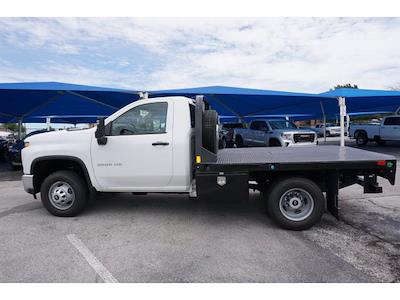 2021 Chevrolet Silverado 3500 Regular Cab AWD, CM Truck Beds Dealers Truck Platform Body #111800 - photo 8