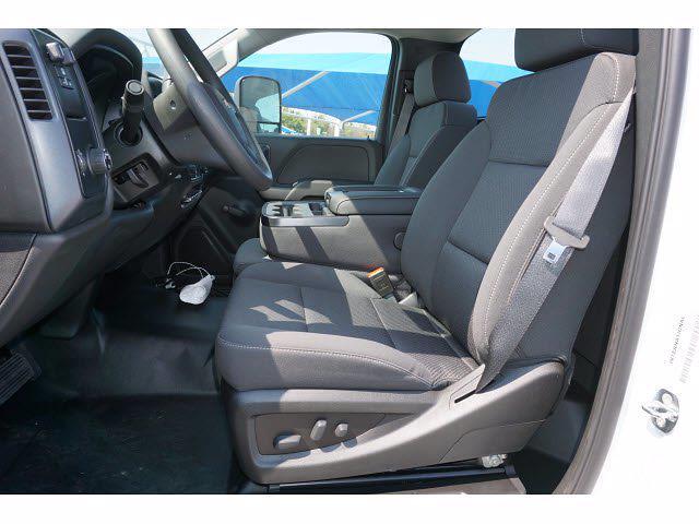 2021 Silverado 4500 Regular Cab DRW 4x2,  Cab Chassis #112186 - photo 11