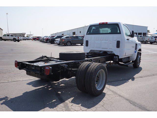 2021 Silverado 4500 Regular Cab DRW 4x2,  Cab Chassis #112186 - photo 6