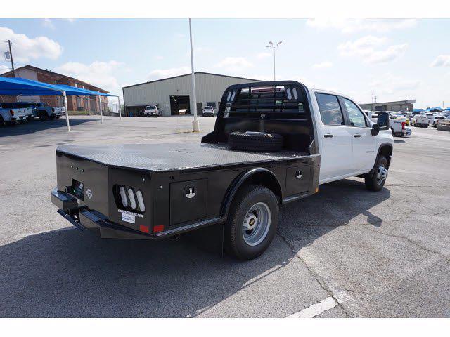 2021 Silverado 3500 Crew Cab AWD,  Platform Body #112265 - photo 6