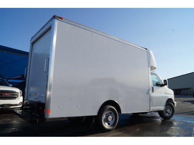 New 2017 chevrolet express 3500 cutaway van for sale in decatur tx 2017 express 3500 supreme spartan cargo cutaway van 170397 photo 2 sciox Gallery