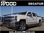 2017 Silverado 1500 Crew Cab 4x4, Pickup #172701 - photo 1