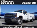 2017 Silverado 3500 Regular Cab DRW 4x2,  Royal Service Body #173317 - photo 1