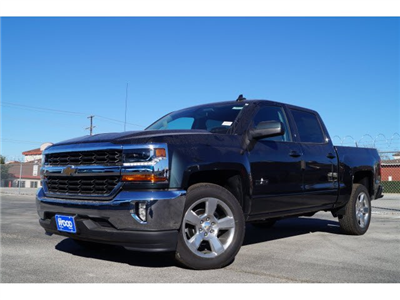 2018 Silverado 1500 Crew Cab, Pickup #180878 - photo 1