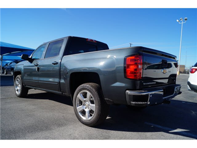2018 Silverado 1500 Crew Cab, Pickup #180878 - photo 2