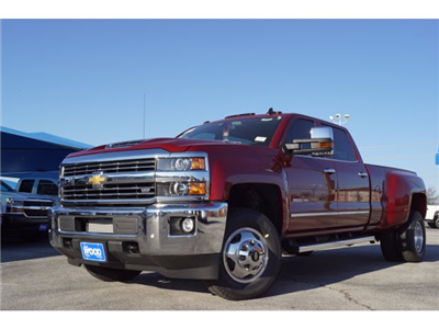 2018 Silverado 3500 Crew Cab 4x4, Pickup #181386 - photo 1
