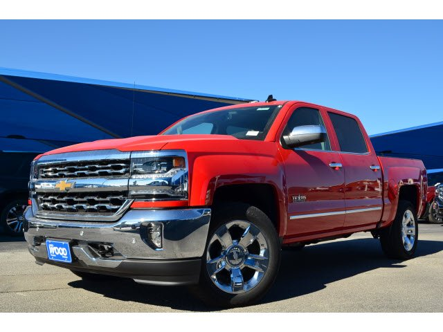 2018 Silverado 1500 Crew Cab, Pickup #181491 - photo 1