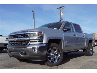 2018 Silverado 1500 Crew Cab, Pickup #181560 - photo 1