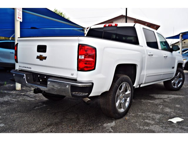 2018 Silverado 1500 Crew Cab, Pickup #181740 - photo 2