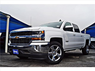 2018 Silverado 1500 Crew Cab, Pickup #181740 - photo 1