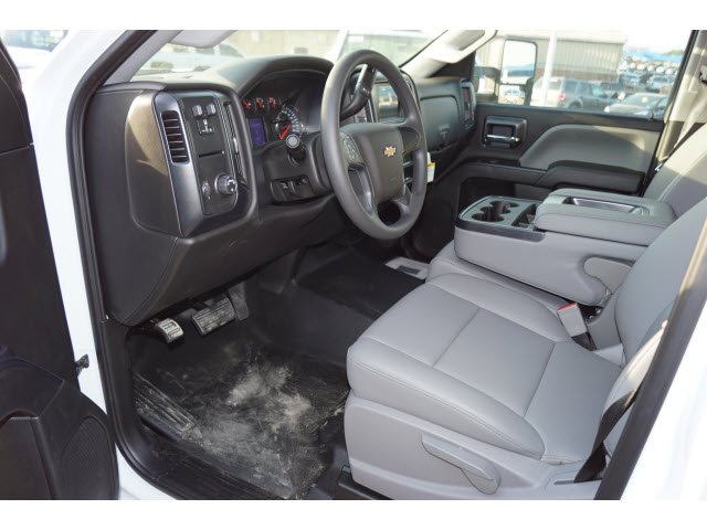 2018 Silverado 2500 Crew Cab, Service Body #181825 - photo 4