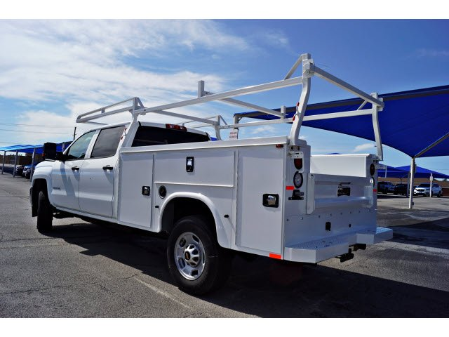 2018 Silverado 2500 Crew Cab 4x2,  Knapheide Service Body #181839 - photo 2
