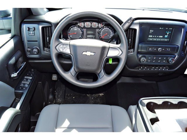 2018 Silverado 2500 Crew Cab 4x2,  Knapheide Service Body #181839 - photo 6