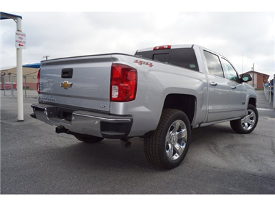 2018 Silverado 1500 Crew Cab 4x4,  Pickup #181853 - photo 2