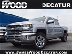 2018 Silverado 1500 Crew Cab 4x4,  Pickup #181854 - photo 1