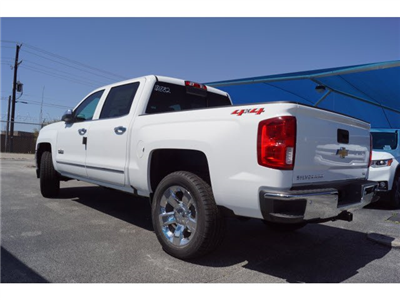 2018 Silverado 1500 Crew Cab 4x4, Pickup #181882 - photo 2