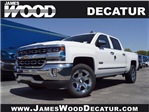 2018 Silverado 1500 Crew Cab 4x4, Pickup #181882 - photo 1