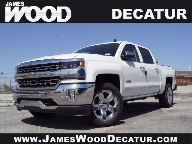 2018 Silverado 1500 Crew Cab 4x4,  Pickup #181885 - photo 1