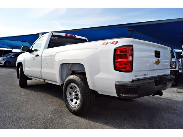 2018 Silverado 1500 Regular Cab 4x4,  Pickup #181907 - photo 2