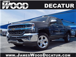 2018 Silverado 1500 Crew Cab 4x4, Pickup #181939 - photo 1