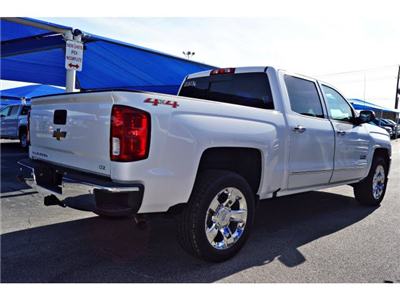 2018 Silverado 1500 Crew Cab 4x4, Pickup #182036 - photo 4
