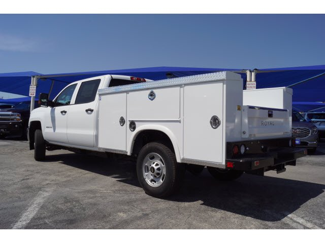 2018 Silverado 2500 Crew Cab 4x2,  Royal Service Body #182042 - photo 2