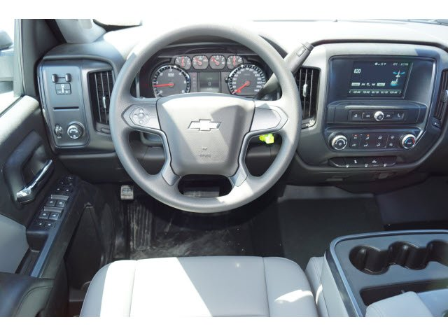 2018 Silverado 2500 Crew Cab 4x2,  Royal Service Body #182042 - photo 6