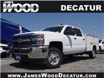 2018 Silverado 2500 Crew Cab 4x2,  Royal Service Body #182042 - photo 1