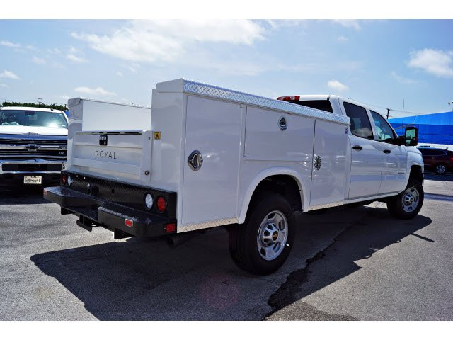 2018 Silverado 2500 Crew Cab 4x2,  Royal Service Body #182044 - photo 2