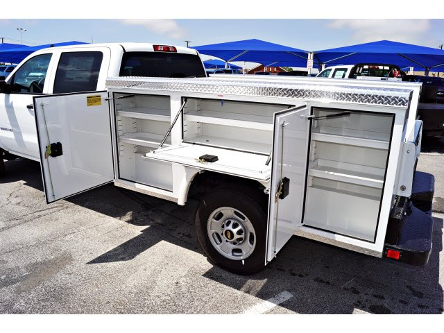 2018 Silverado 2500 Crew Cab 4x2,  Royal Service Body #182044 - photo 3
