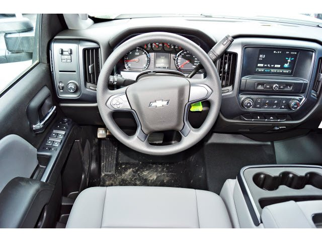 2018 Silverado 2500 Crew Cab 4x2,  Royal Service Body #182045 - photo 7