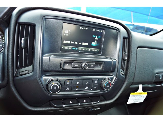 2018 Silverado 2500 Crew Cab 4x2,  Royal Service Body #182045 - photo 8
